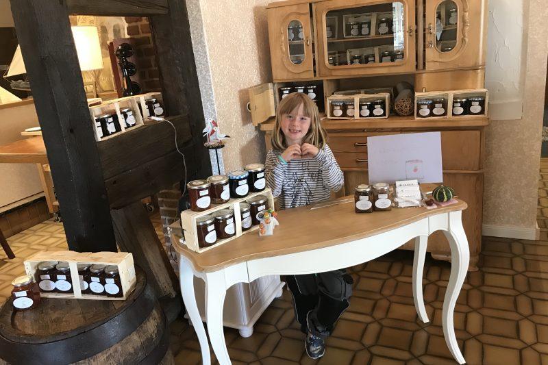 Landhotel Franck selbstgemachte Marmeladen aus Emmas Marmeladenladen