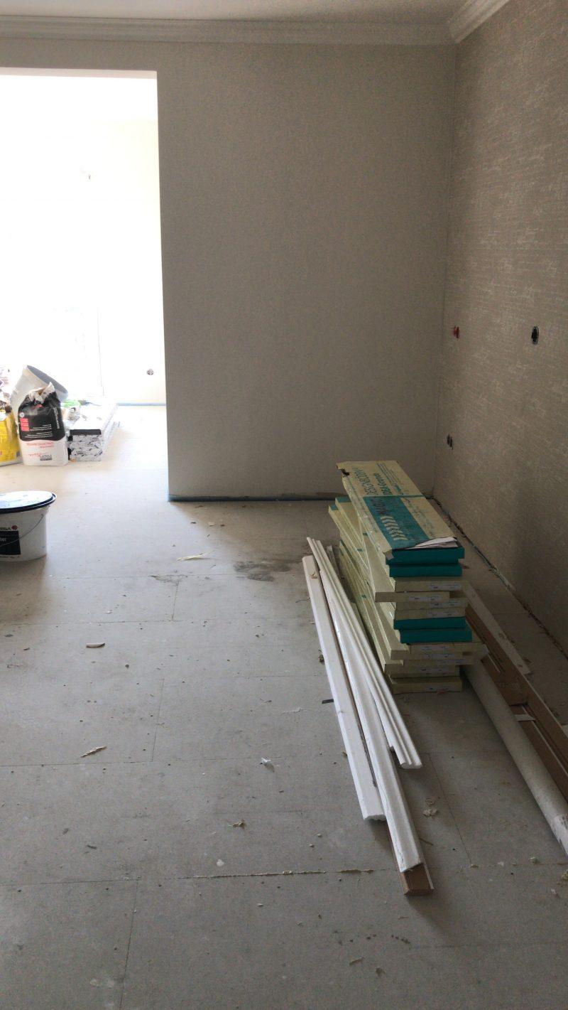 Landhotel Franck Renovierungsarbeiten