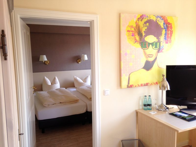 Landhotel Franck Zimmer 46 Komfort
